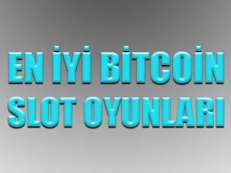 En iyi bitcoin slot oyunları