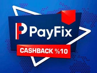 1xbet Payfix ile para yatırma işlemi