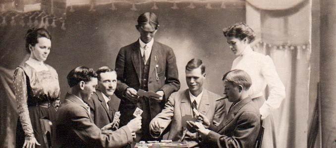 online poker tarihi