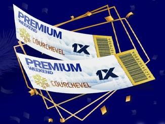 1xbet Premium Weekend bonusu