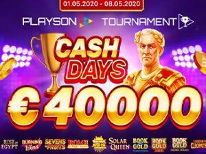 1xbet 40.000 Euro ödül veriyor