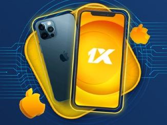 1xbet ile her gün iphone Pro Max 12 kazanın